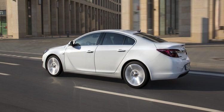 Opel prepara la segunda generación del Insignia
