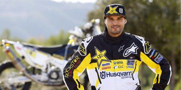 Pablo Quintanilla sueña con ganar el Dakar y lo ve posible