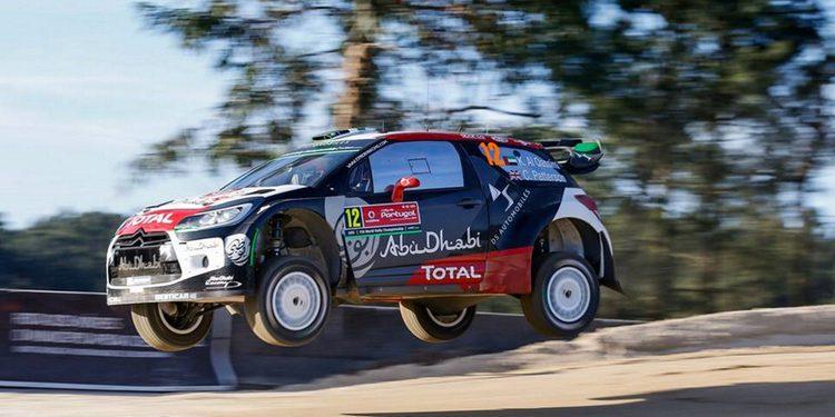 Los DS3 WRC, la solución al parón de Citroën