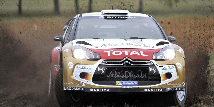 Meeke y Lefevre juntos en el WRC de Montecarlo