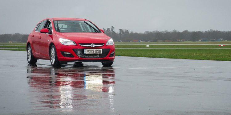 A la venta el Vauxhall Astra empleado en Top Gear