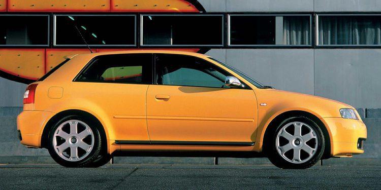 Hot hatch: Audi S3 210 CV (1999-2003)