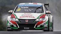 Gabriele Tarquini sale de Honda para 2016