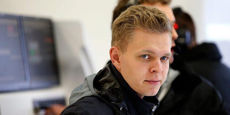 Kevin Magnussen podría pilotar para Mercedes