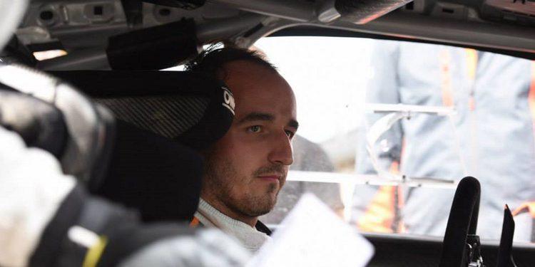 Kubica estará en Monte Carlo