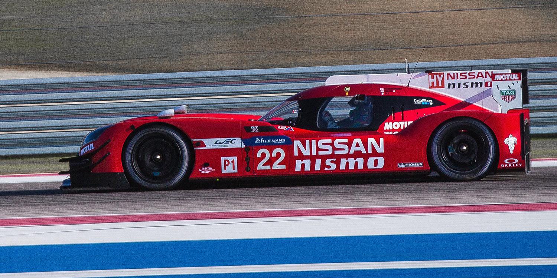 Nissan se retira del WEC 2016