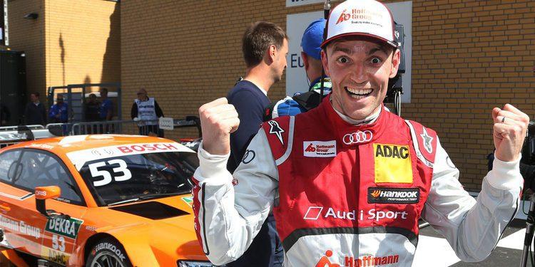 Entrevistamos al piloto del DTM Jamie Green