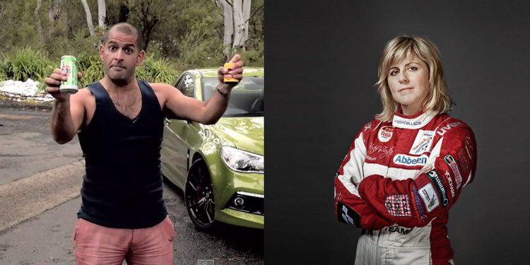 Chris Harris y Sabine Schmitz nuevos presentadores de Top Gear