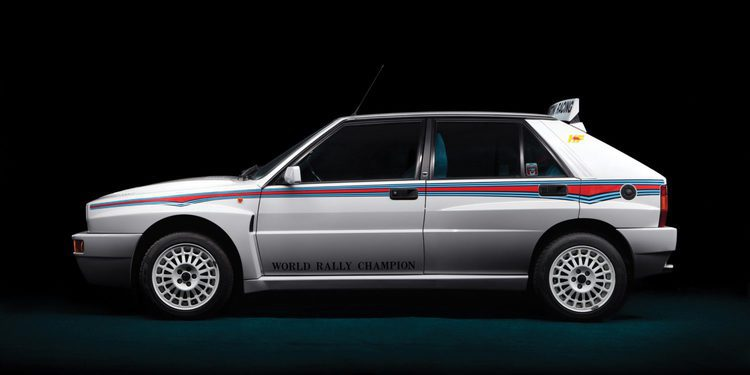 Impecable Lancia Delta Integrale Evolution Martini 6 a subasta