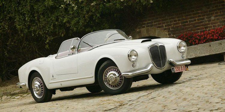 Raro prototipo del Lancia Aurelia B24 Spyder a subasta