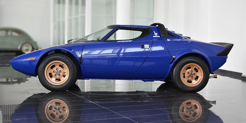 Impecables ejemplares del Lancia Stratos HF Stradale a la venta