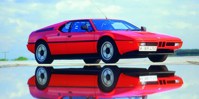 Hallado tras 30 años oculto el que parece ser el primer BMW M1 fabricado