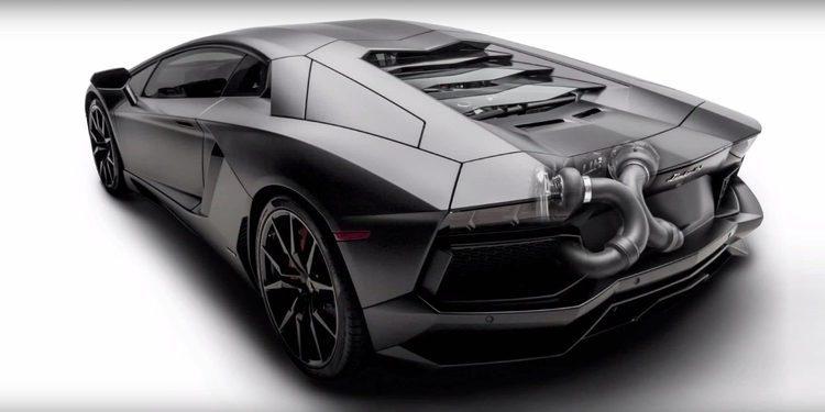 Lamborghini Aventador doble turbo por Underground Racing con más de 1.550 CV