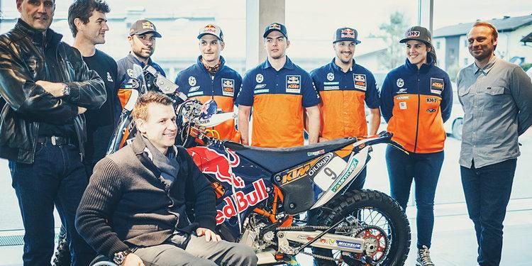KTM Factory Team: año 1 después de Coma y Despres