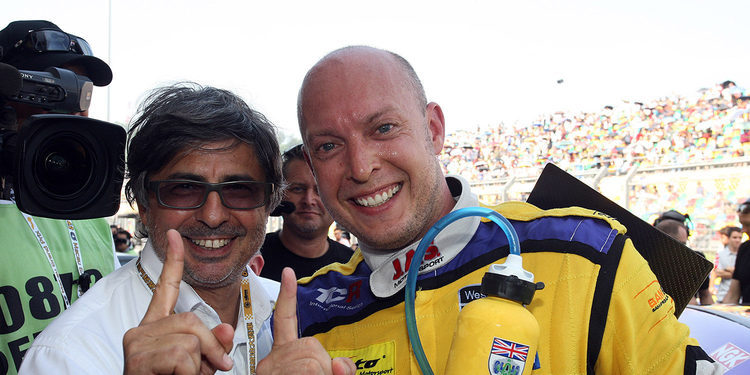 Rob Huff podría pilotar para Honda en el WTCC