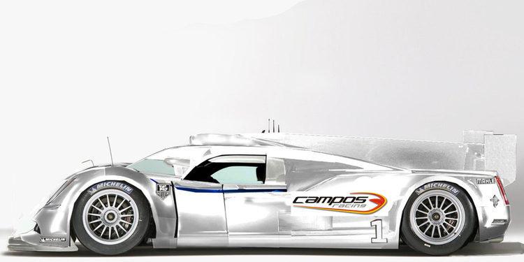 Campos Racing competirá en el WEC en 2016 - INOCENTADA