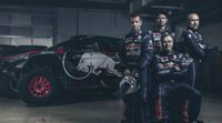 Team Peugeot Total: el 'dream team' contra las circunstancias