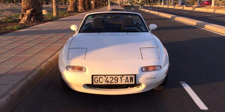 Probamos el Mazda MX-5 NA, el renacimiento del roadster