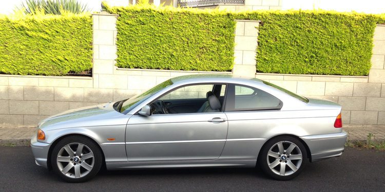 BMW 323 ci E46 (1999-2006), el último coupé antes de la era Bangle