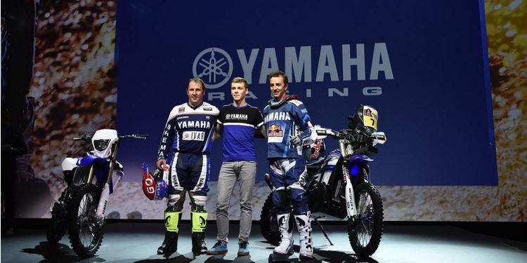 Yamalube Yamaha Rally Team: ¿Sorpresa, sorpresa?