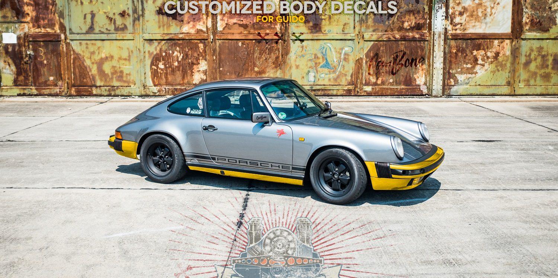 Car Bone Flatsix Design, la pasión por los Porsche clásicos y el diseño