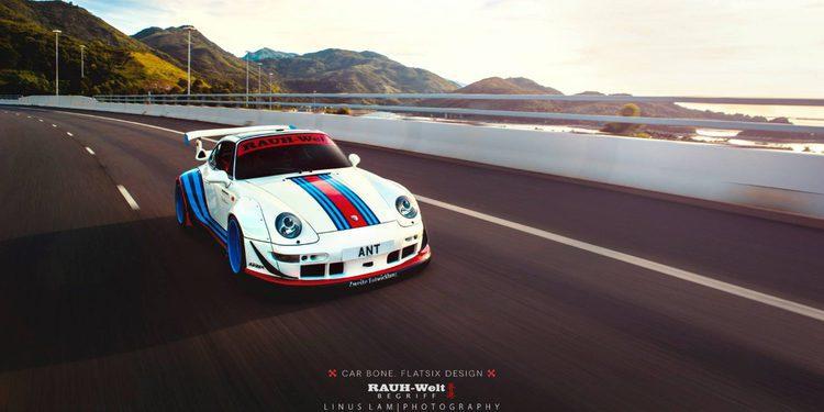 Charlamos con Pawel Kalinowski de Car Bone sobre sus trabajos con Porsche