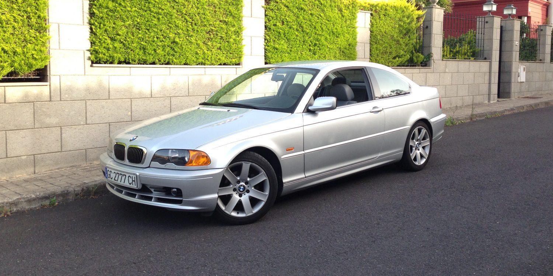 BMW 323 ci E46 1999, un coupé confortable y bien rematado