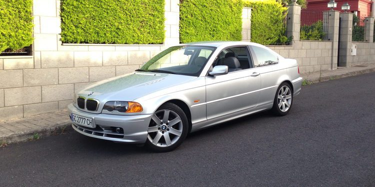 BMW 323 ci E46 1999, un coupé confortable y bien rematado
