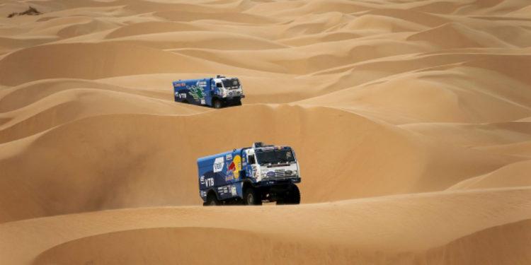 Dakar 2016 | Camiones: dos sagas con destino a la victoria