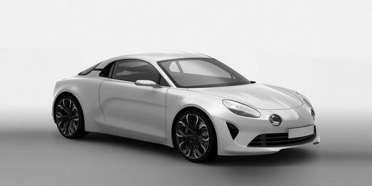 Alpine presentará su modelo definitivo el 16 de febrero