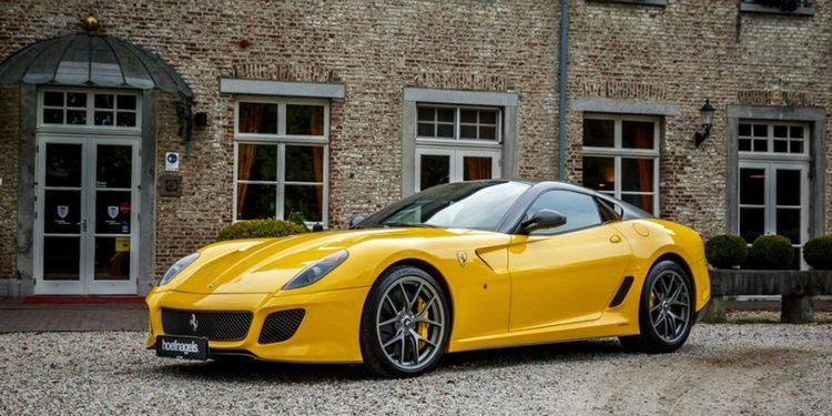 Hasta 4 Ferrari 599 GTO a la venta en un mismo concesionario de Holanda