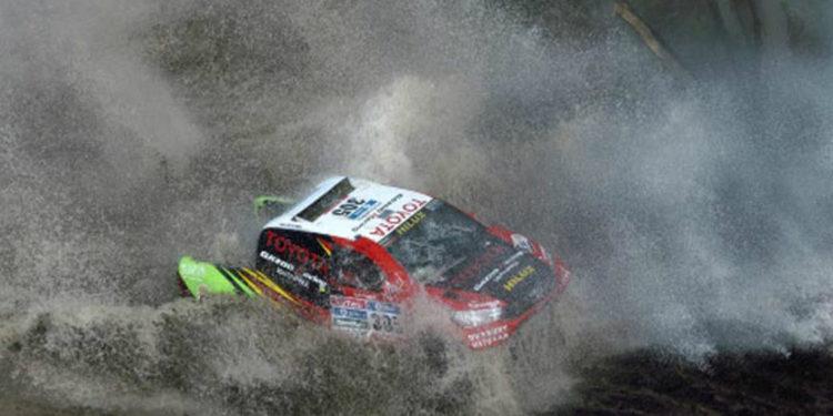 Suspendida la primera etapa del Dakar 2016