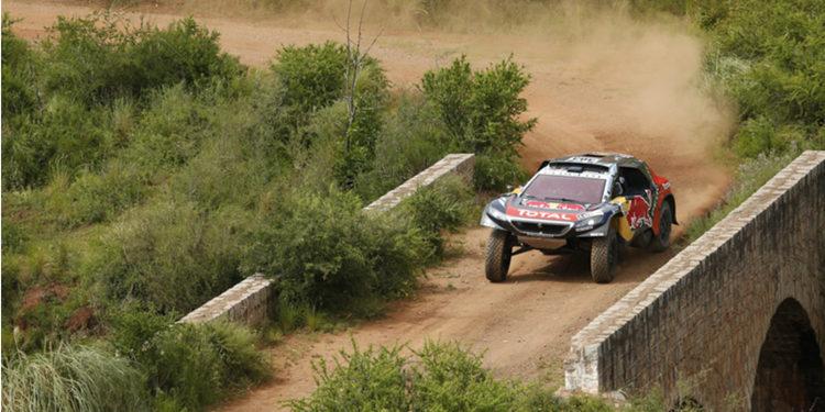 AVANCE | Price y Loeb vencen en la segunda etapa del Dakar 2016
