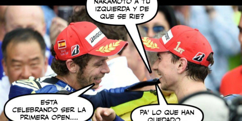 Los mejores memes sobre MotoGP de 2015 - Motor y Racing