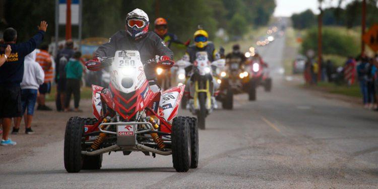 Recortada la segunda etapa del Dakar 2016 por las lluvias