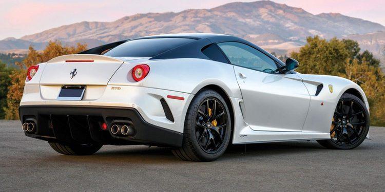 Aparece otro Ferrari 599 GTO sin apenas kilómetros a la venta
