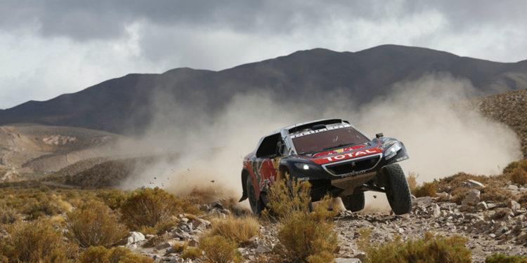 AVANCE | Resultados de la cuarta etapa del Dakar 2016