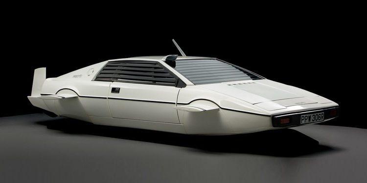 A la venta otro ejemplar del Lotus Esprit submarino de 007