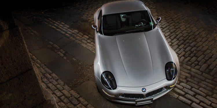 RM Sotheby' s subastará un BMW Z8 con solo 885 kilómetros