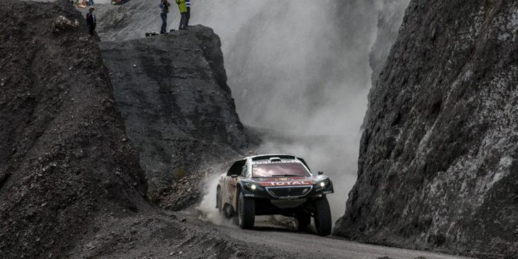 Dakar 2016 | Coches: Loeb lo vuelve a hacer