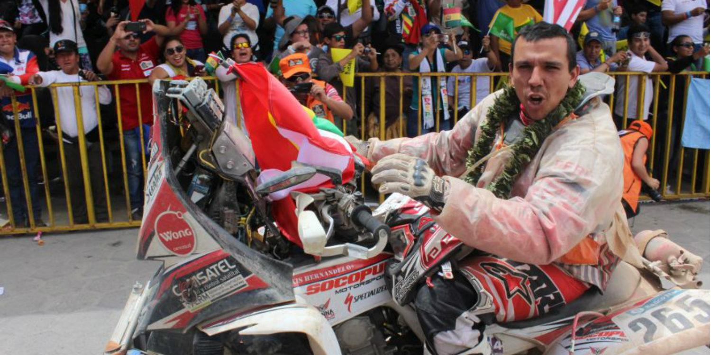 Dakar 2016 | Quads: sorpresones camino de Uyuni