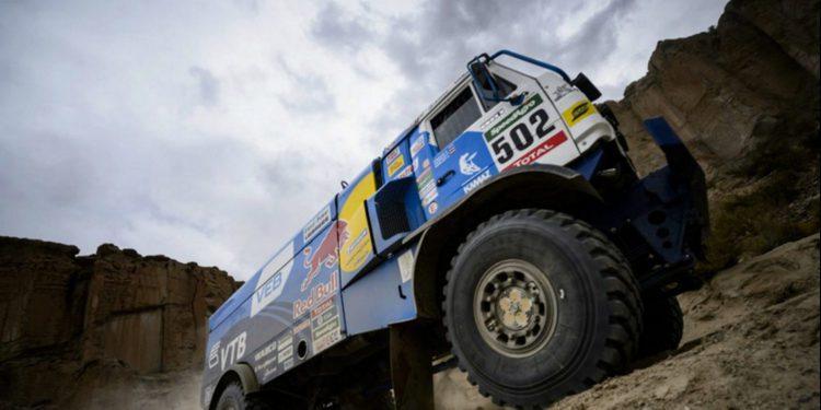 Dakar 2016 | Camiones: Nikolaev lleva a Kamaz a la cumbre