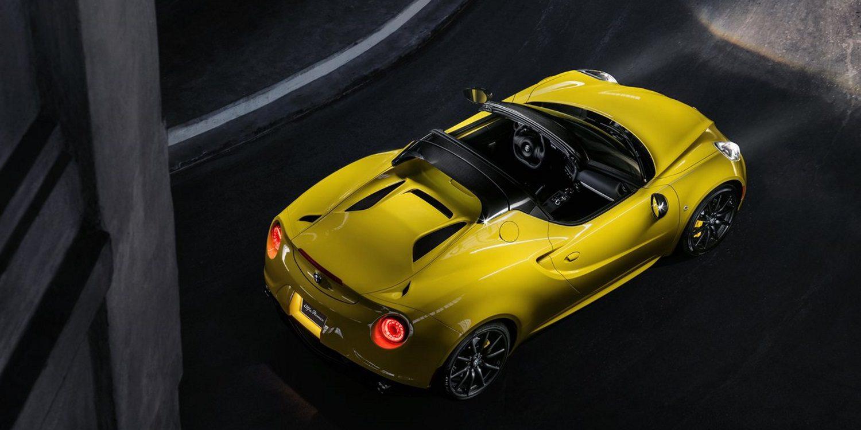 Alfa Romeo adelanta nueva edición especial del 4C Spider
