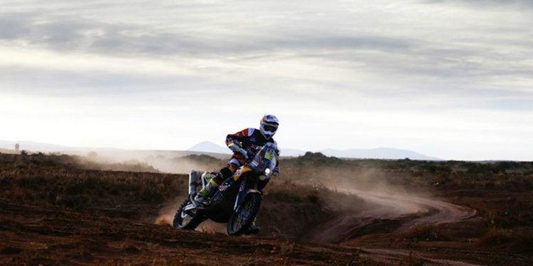 Dakar 2016 | Motos: Price se crece, Barreda se hunde