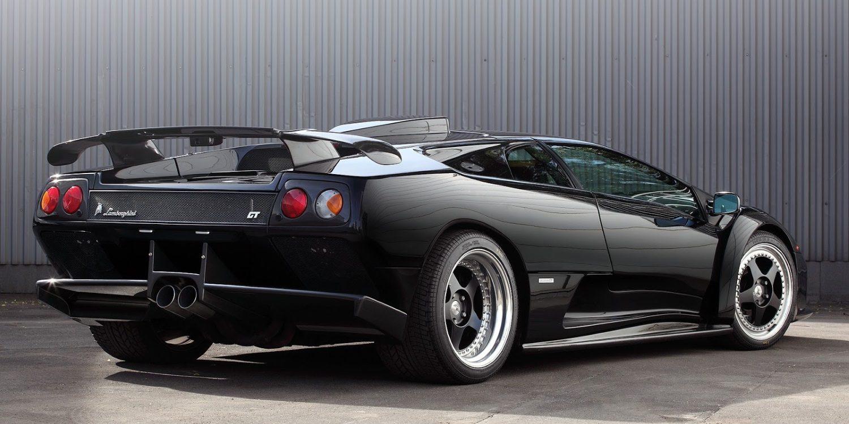 Lamborghini Diablo Gt El Mas Brutal De La Saga Diablo Motor Y Racing