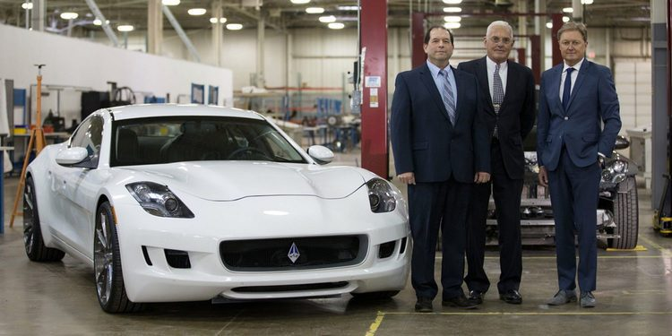 Confirmado: Henrik Fisker se une a VLF Automotive