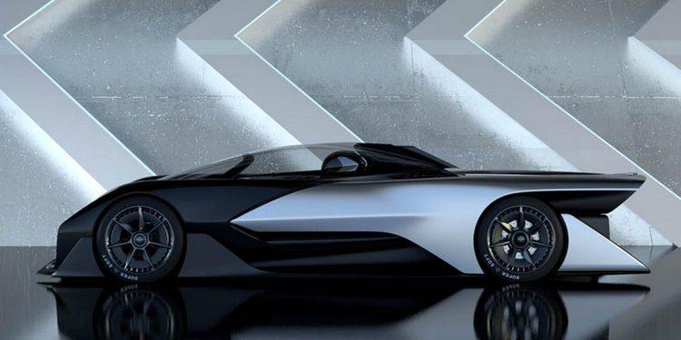 El FFZERO1 Concept de Faraday Future decepciona a la prensa estadounidense