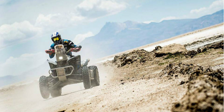 Dakar 2016 | Quads: Bonetto sorprende en la mitad de la especial