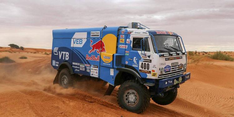 Dakar 2016 | Camiones: doblete de Kamaz en una jornada loca