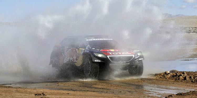 Dakar 2016 | Coches: y por fin... Carlos Sainz